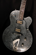 Nick Page Guitars Custom Hollow