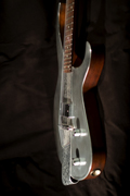 Nick Page Guitars Silvermachine