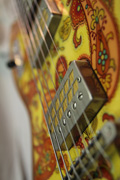 Nick Page Guitars Strich-2 Paisley